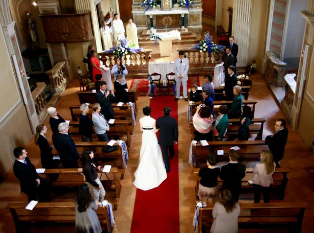matrimonio Chiesa di Mirazzano Peschiera Borromeo