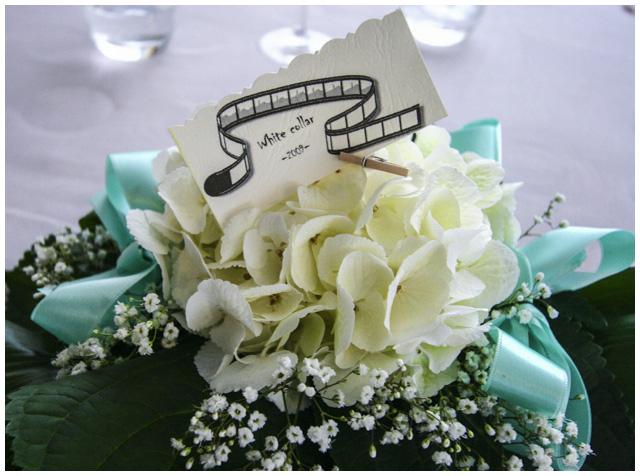 personalizzare un matrimonio segna posto per il matrimonio può diventare un oggetto elegante e di stile che personalizza il matrimonio