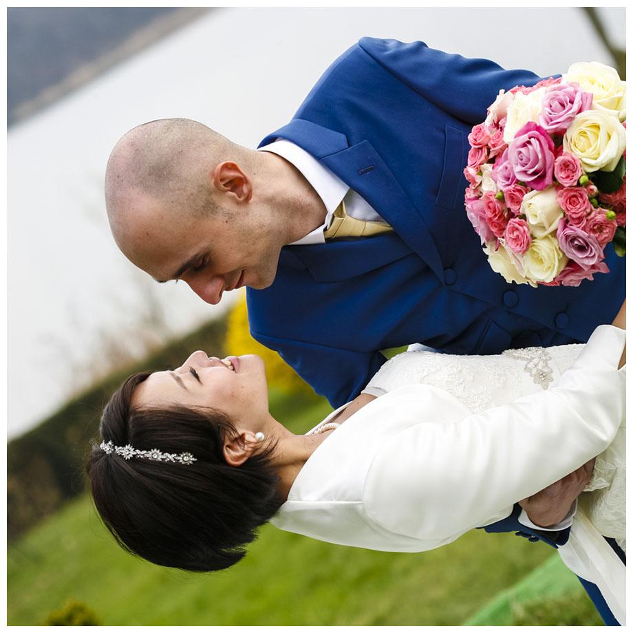 Foto Matrimonio Lago di Montorfano Como