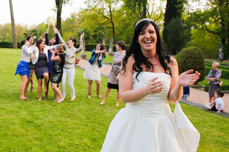 foto matrimonio villa