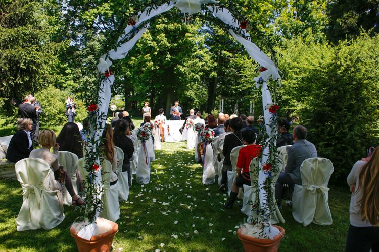 foto matrimonio Villa Sant'Espedito Mortara