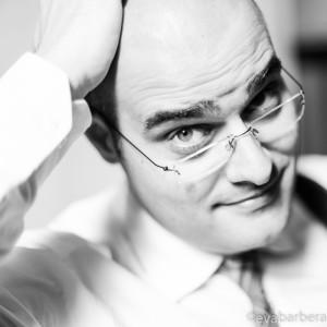 Nicasio Ciaccio wedding reporter, ritratto di Nicasio Ciaccio