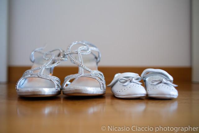 particolari scarpe matrimonio