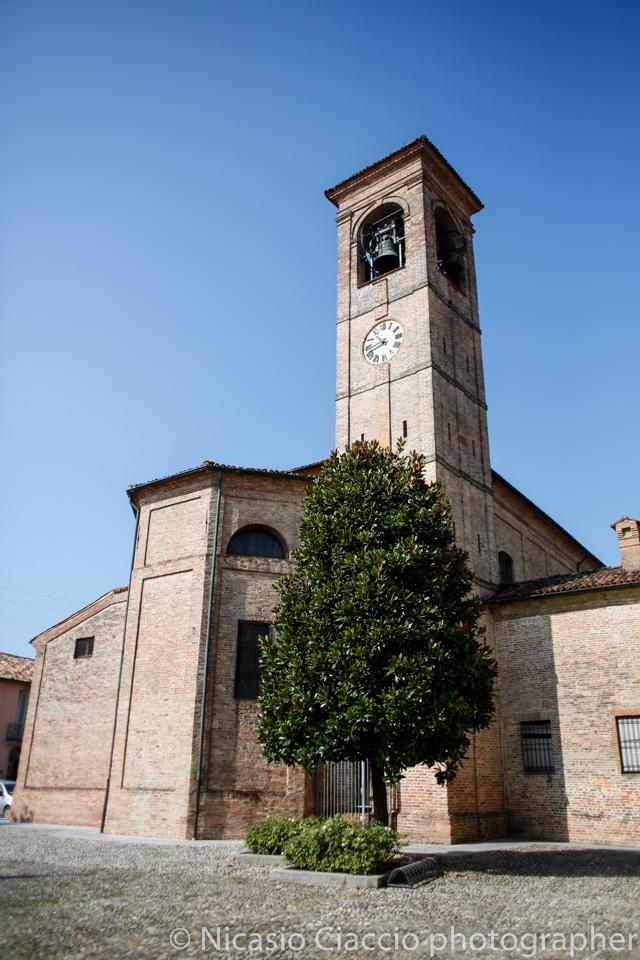 Chiesa di San Giovanni Battista Fornovo