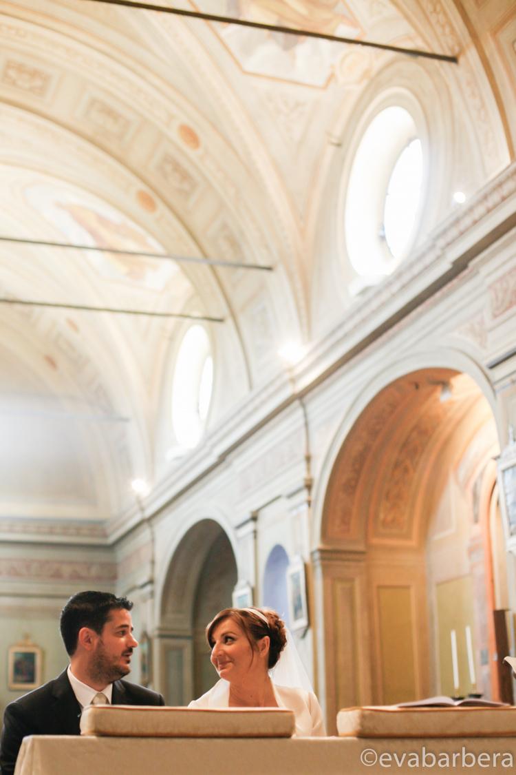 Chiesa di San Lorenzo presso Quistro di Dosimo sposi