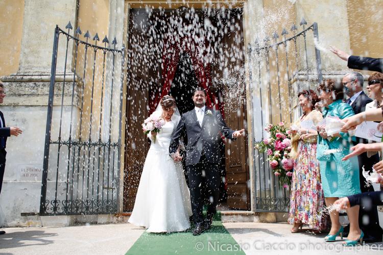lancio riso Foto Matrimonio Cremona