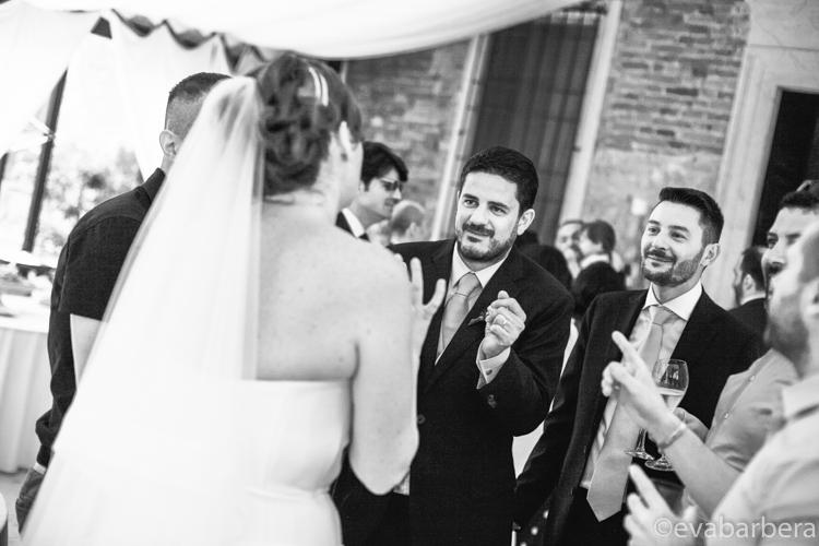 balli sposi a Villa Calciati