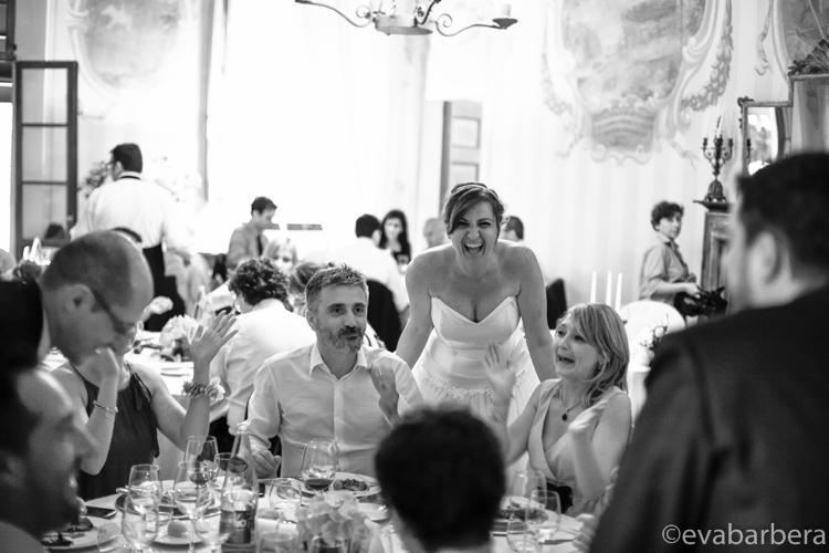 Foto Matrimonio Villa Calciati presso Persico Dosimo.