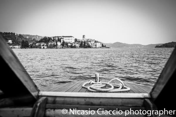 Matrimonio sul lago d'Orta - Isola di San Giulio