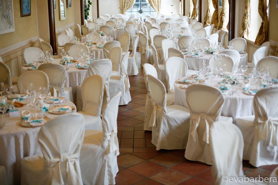 allestimento ristorante matrimoni la limonera di rovellasca