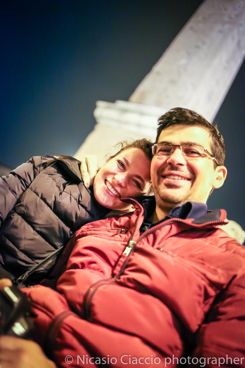 Shooting fotografico a Roma