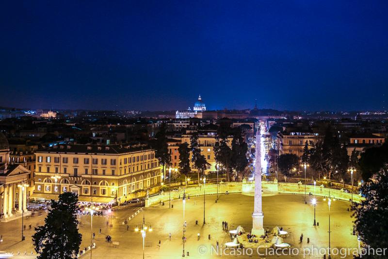 Shooting a Roma