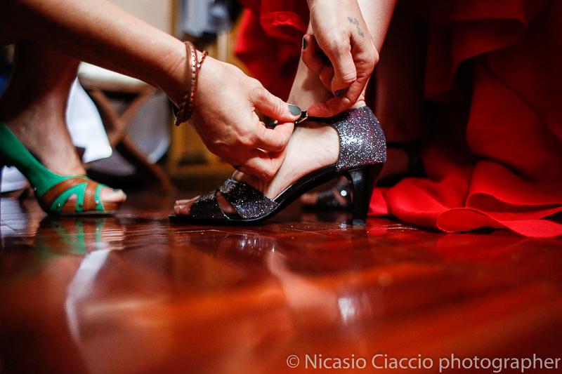preparazione sposa mantova