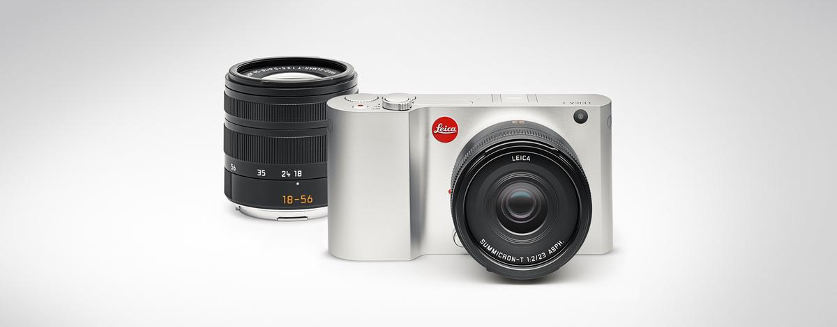 Leica Abbas Barbey and McCurry, LEICA-T
