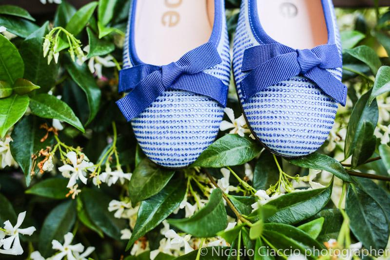 dettaglio matrimonio scarpe