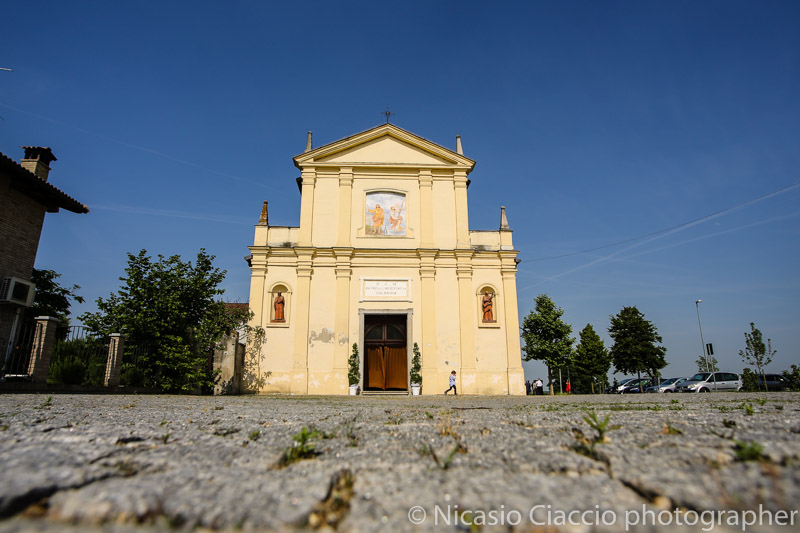 Chiesa di San  Giacomo e  San Cristoforo a Rognano
