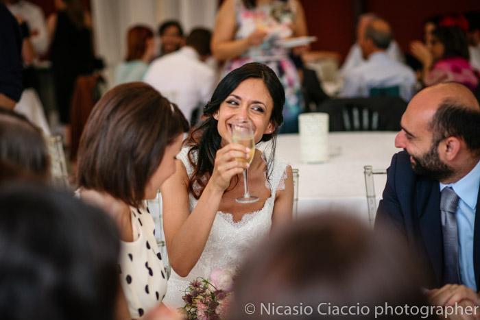 ricevimento intitati durante matrimonio Golf Club San Vito a Gaggiano