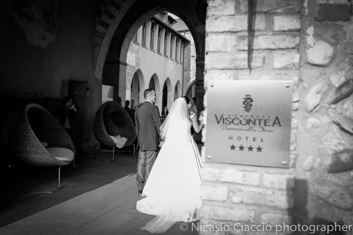 matrimonio fortezza viscontea
