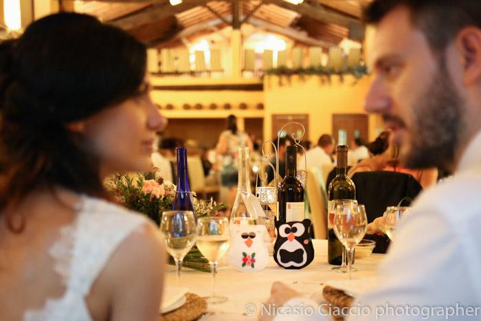 particolare durante matrimonio Golf Club San Vito a Gaggiano