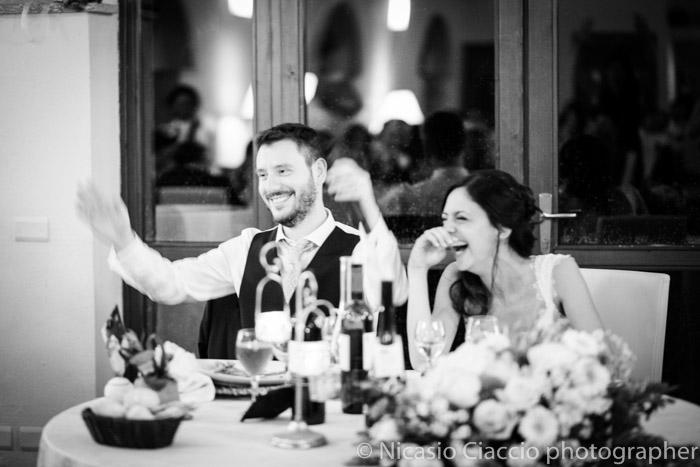risate sposi