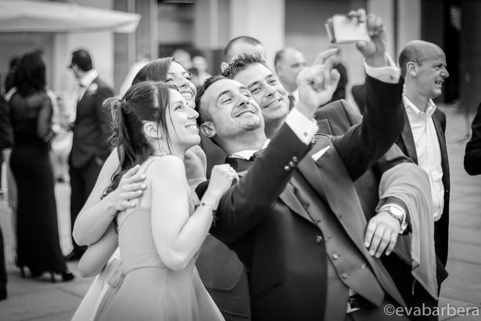 selfy sposi