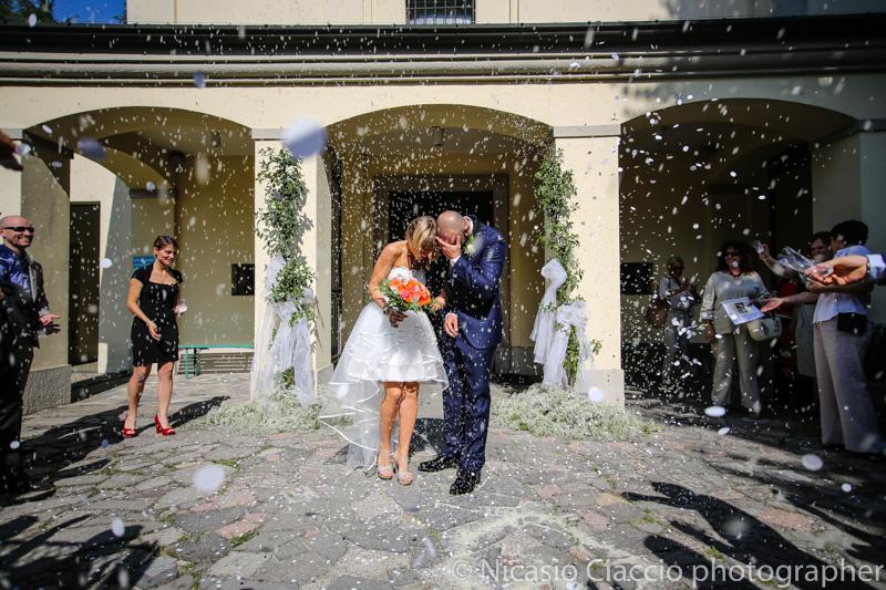 Reportage di matrimonio tra Melzo e Pavia