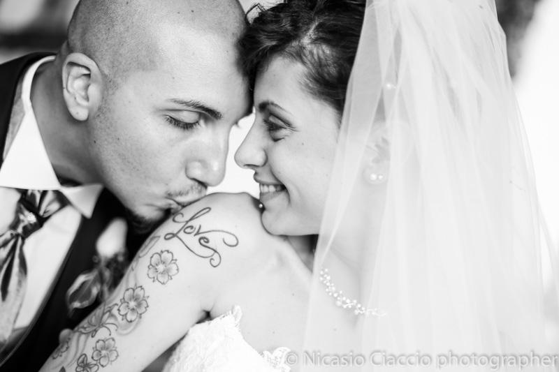 fotografo milano, ritratto di sposi a milano