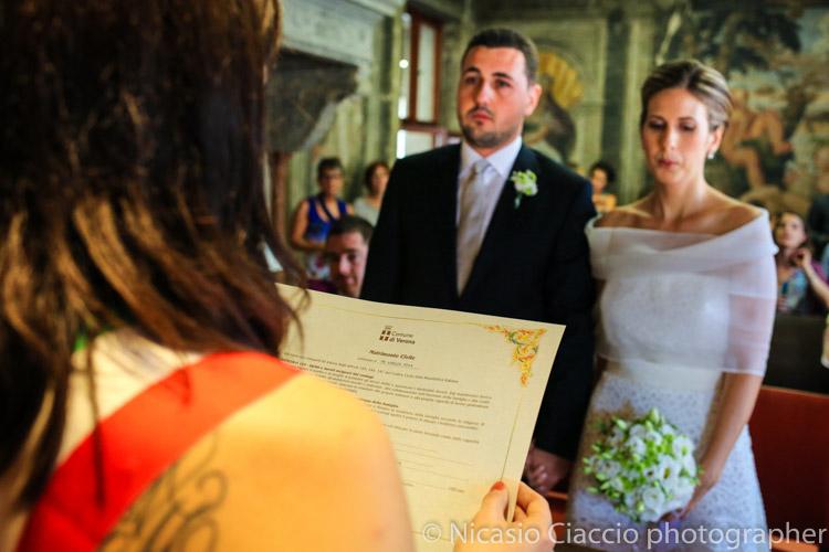 Foto matrimonio - Convento delle Suore Franceschine