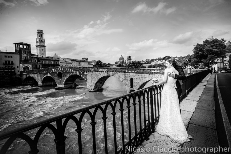 wedding destination Verona Italy - Best photographer