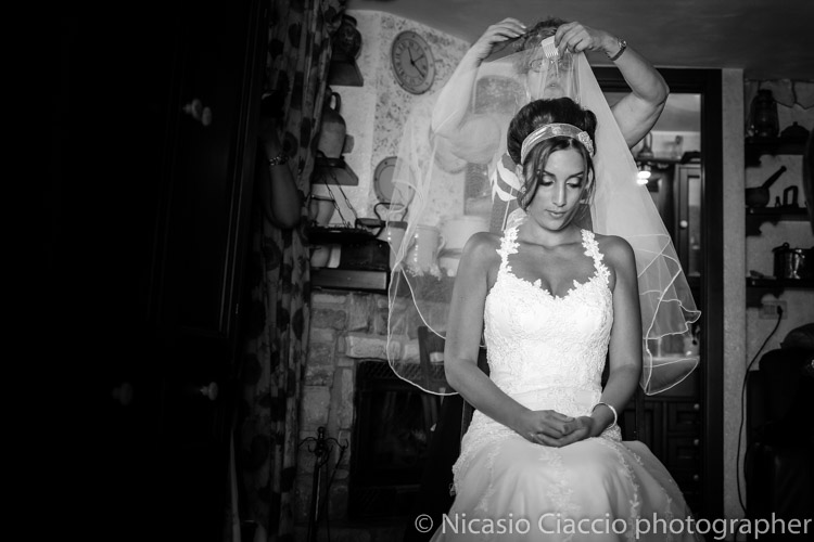 preparazione sposa - Reportage di matrimonio in puglia