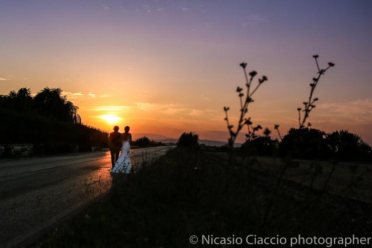 tramonto matrimonio puglia