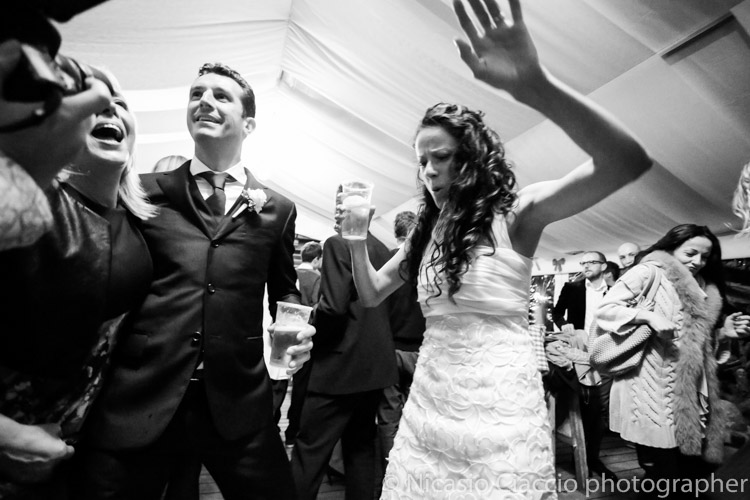 sposi matrimonio Alta Val Badia - Fotografo Trentino