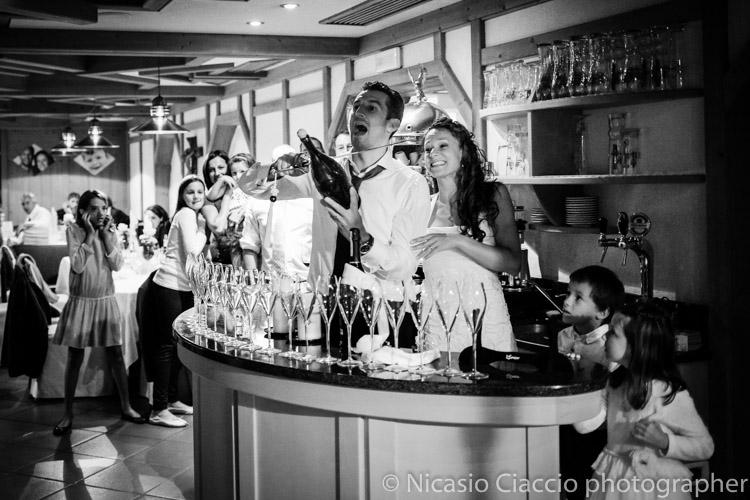 Reportage di matrimonio Alta Val Badia - Fotografo in Trentino