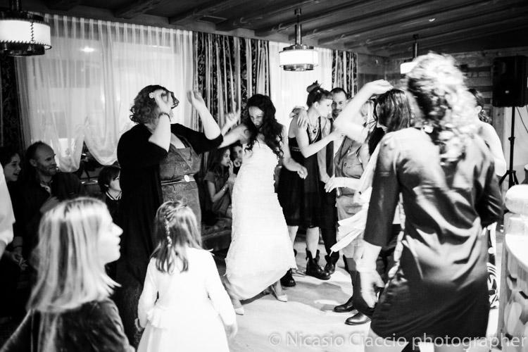 balli Reportage di matrimonio Trentino