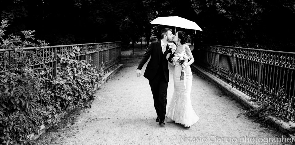 Matrimonio e se piove?