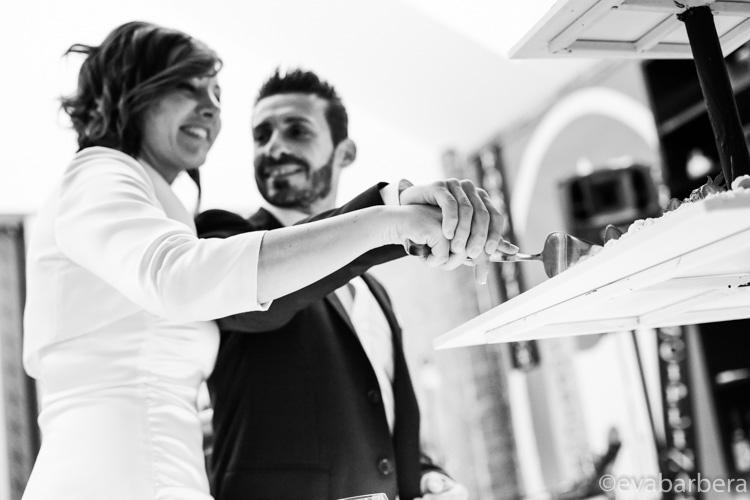 Taglio Torta sposi matrimonio nel lodigiano