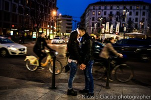 Read more about the article Engagement Milano  – Marco e Martina