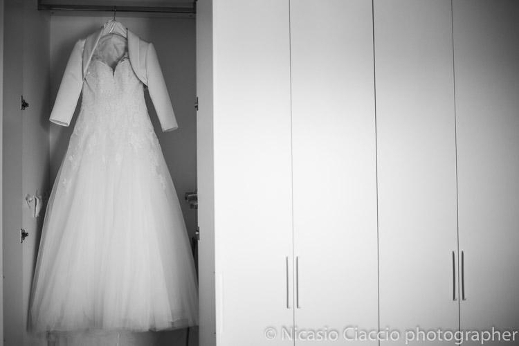 particolare vestito sposa - matrimonio-villa-acquaroli