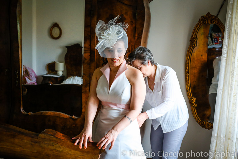 foto preparazione sposa matrimonio-Milano