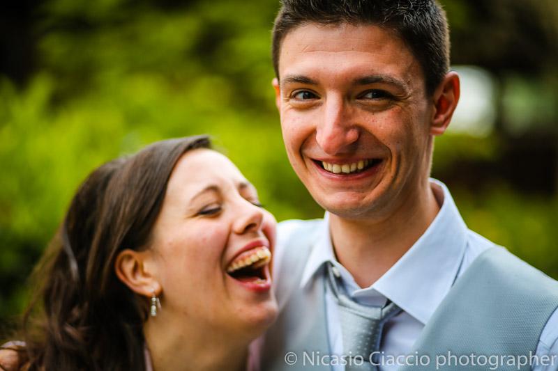 Ritratto sposi foto-matrimonio-Milano