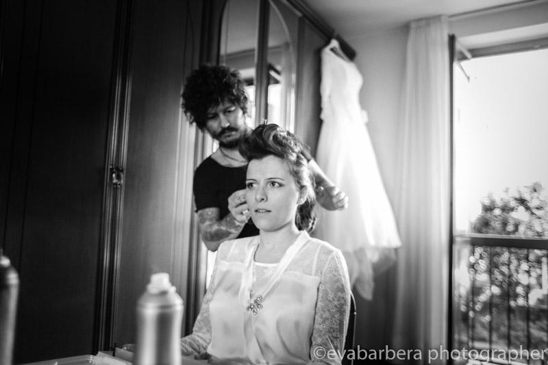 Preparazione Sposa -Matrimonio Molino Santa Marta