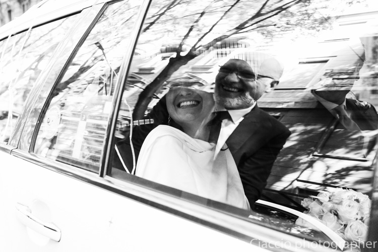 Sposa riflessi - foto matrimonio milano officine del volo-2