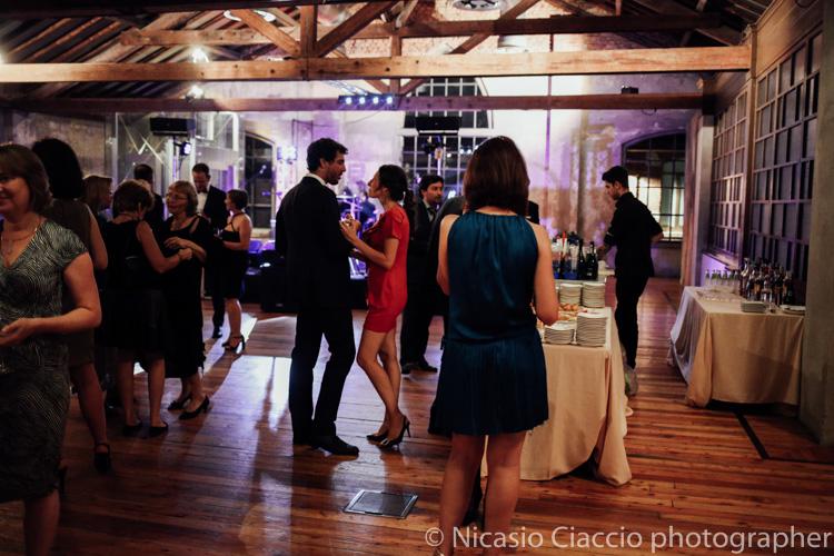 Ospiti matrimonio presso officine del volo Milano -foto matrimonio milano officine del volo-2