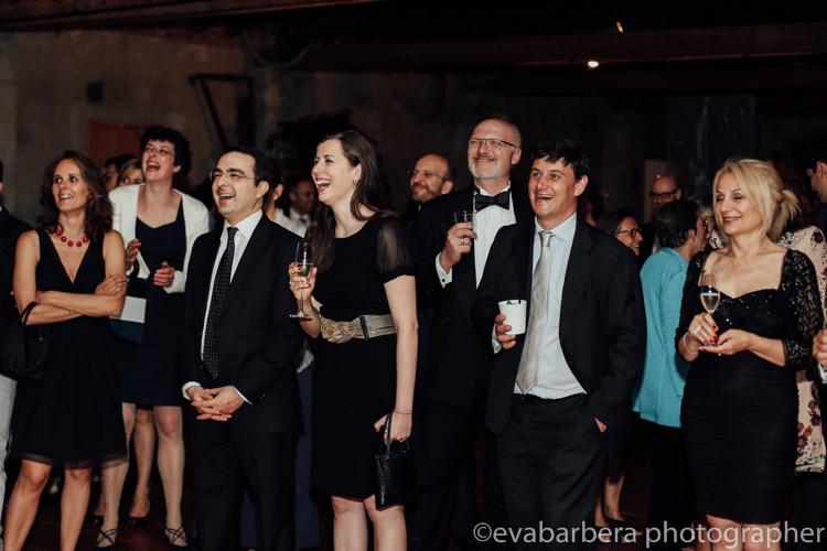 Ospiti foto matrimonio milano officine del volo