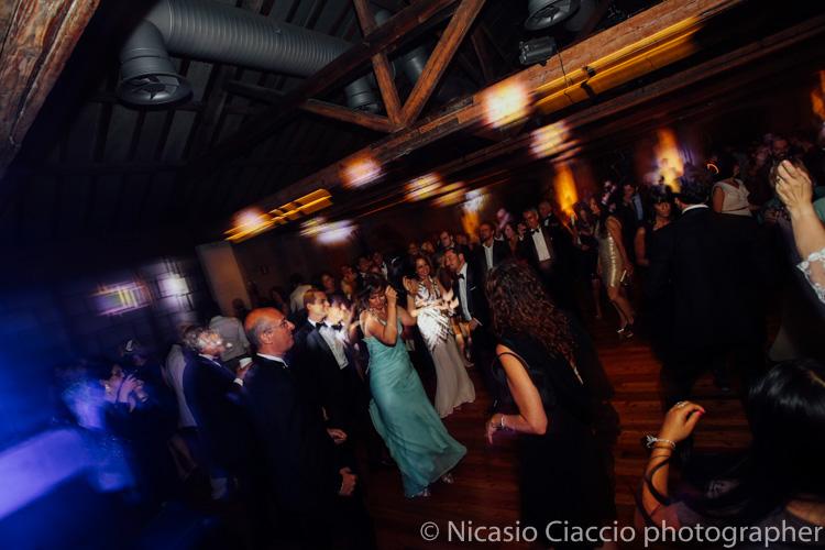 balli presso officine del volo matrimonio - foto matrimonio milano officine del volo