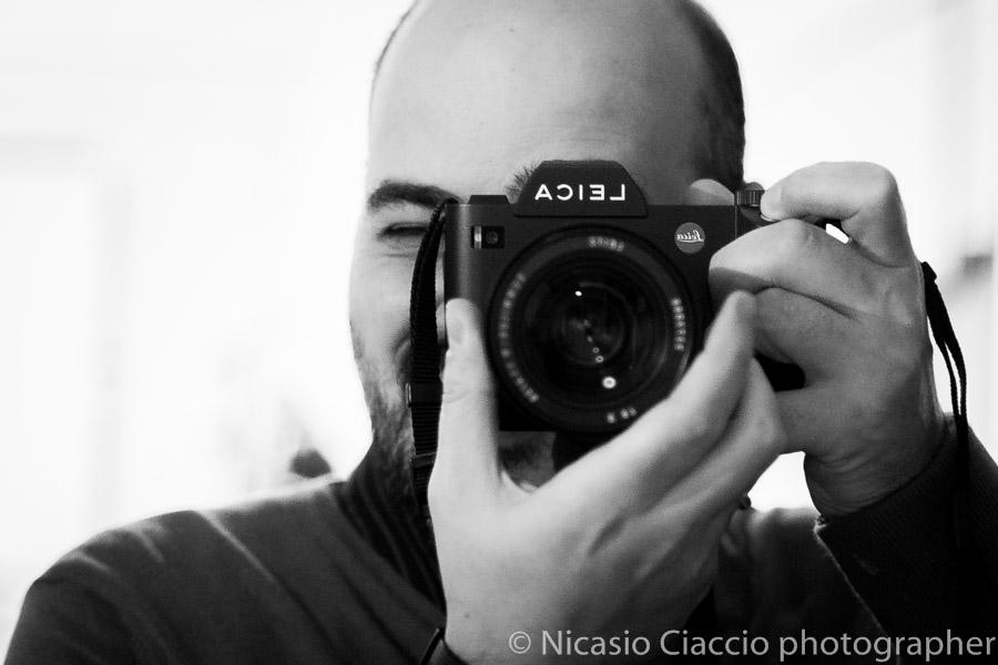 Aurotitratto con Leica SL