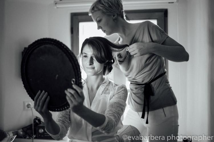 Preparazione Spos prima delle nozze - fotografo matrimonio Bolzano