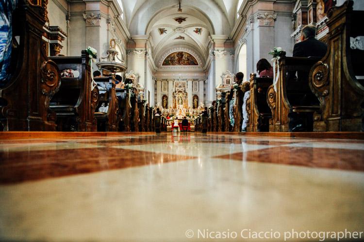 Chiesa di san Geltrude - Magrè - matrimonio in trentino