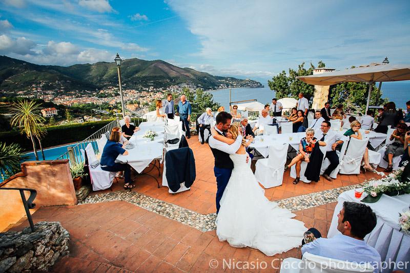 matrimonio sul mare liguria – Elisa + Alessandro
