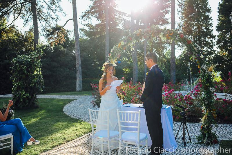 Lettura promesse sposi